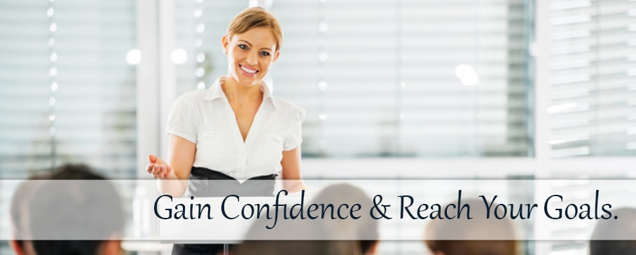 build confidence with hypnosis
