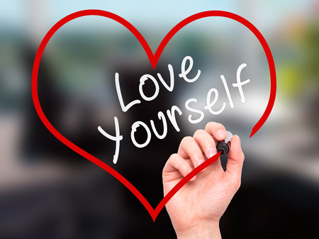 love yourself with hypnosis